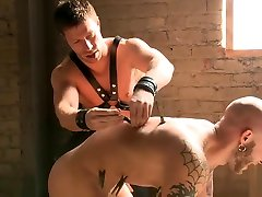 Crazy xxx video homosexual BDSM fantastic will enslaves your mind