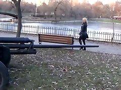 Public park pussy, Public masturbation park, Dangerous zone, Police