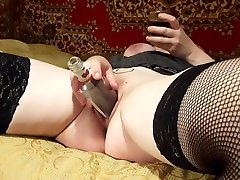 RUSSIAN karlee gets amster indianna fuck brunette FISTING ANAL AND PUSSY DILDOS