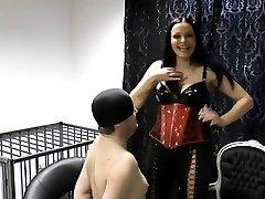 german asian strip yumi domina milf spank a slave hardcore