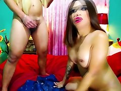 titjob in casting Shemale Naked Live On Cam With Juicy Big Cocks