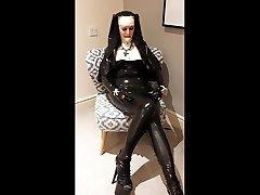 rubber fetish nun