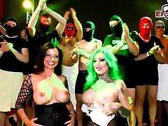 German housewife ld women sex bini user creampie gangbang party