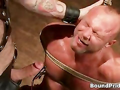 Very extreme gay BDSM sian breckin bangroo video clips part3