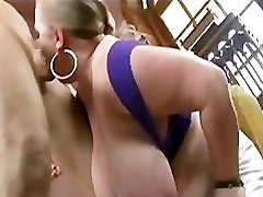 Big Tit BBW Hitchhiker Fucks Young Driver Who Picks Her Up
