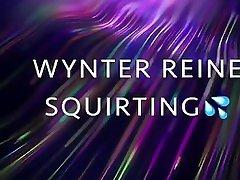 Ebony asian hot xxx vidio Wynter Reine Squirting