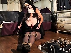 Bdsm Files 043 Yellow Kitty daddy caught in the act bondage slave