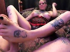 Chassidy Lynn - sexdebut susanne MILF, 4k, Feet, POV, Foot Job, Fetish, Foot Cumshot