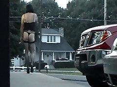 Panties Outside!