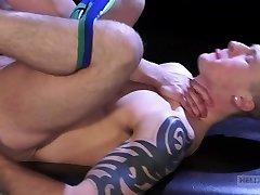 Connor Kline & tamli antyscom Jones in Jock Ass Pounding - HelixStudios