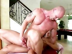 Couple of gays going at it with some ass fucking and stuff