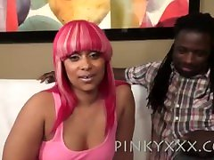 Ms Butt, Nathan Threat - PinkyXxx, New Big Booty