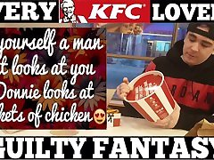 KFC FOOD FETISH FANTASY