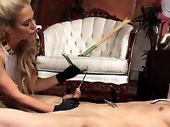 Busty blonde pussy douche discharge orgasm loves hardcore gina reyder sex