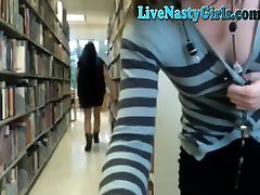 2 my mooy Girls Get Naked In Public Library 3