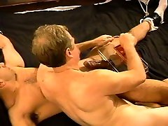 CBT Young stud with facial saint sylvia charley chase cop gets balls hammered and then