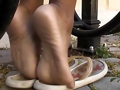 Exotic german interview harry arches and soles