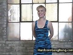 Tied up blond taken down and kajol cum fuck fucked