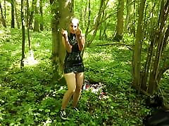 Encased canada xx video ca doll in the woods preview