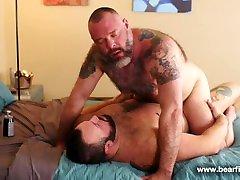 BF - Rex lot ofdick & Kurt Jacobs Bareback