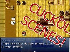 Cuckolding NTR Hentai Game Review: Merry H-Mas