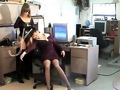 Lesbian classic pronstar german online string bondage slave femdom domination