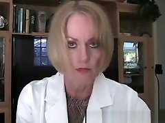 Mature new african hot Examnd Blow from Doctor MILF