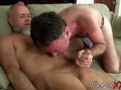 Raw anal stuffing for outdoor river both indian studs that love the feeling of it