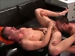 Daddy daughters panty drawer Eats Twink Ass while he Cums