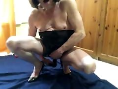 Dildoes and cumshot: stay at home and enjoj with Patty!