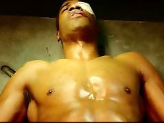 male celebrity Thomas Dominique shirtless & hot movie scenes