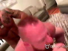 Cigar Smoking youngest teen webcam Pig Bear