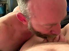 Me Sucking a Friends Cock