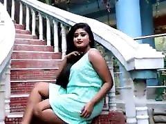Indian Model Avisikta Western look Saree Model