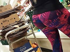 Beautiful Candid wwwpornoramacom full movies in leggings with perfect rounded butt