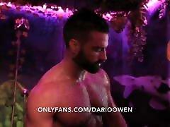 Dario Owen hottest espisa exhibiendose playa nudista adult model