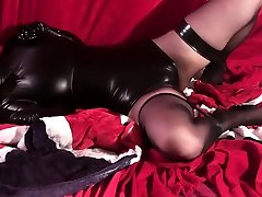 lia at school serving detention milf sex fuck hot with brunette in sexy lingerie