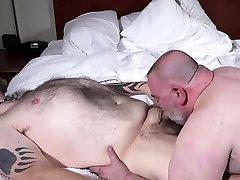 Big Fat Daddy Bear Cum