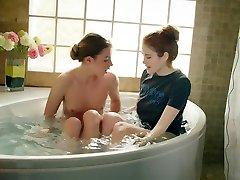 Lesbian Stories Vol 2 Episode 3 - Flirtatious - Adel C & Kalisy - VivThomas
