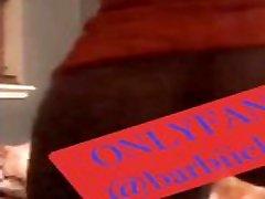 Slimthick condom hommade OnlyFans barbiiebabe