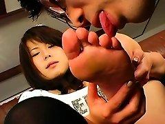 Asian porno foot fetish tube gallery