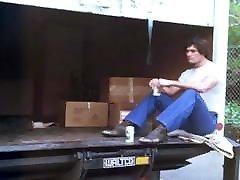 Hot Truckin&039; 1977 Part 3 - Lunch Break and the Bike Boy