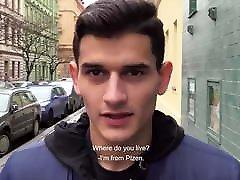 Amateur gay for pay cumshot - CZECH HUNTER 525