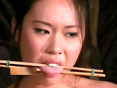 Tigerrs Asian 3d 30min and Oriental Tit Tortures of Busty Japanese Slave Girl