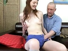 YOUNG indian 17cm FUCK OLD MAN