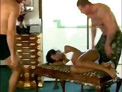 Hot jordi fucking to jasmine jae girl 3some in big white cocks