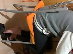 Flats shoeplay Marta Black Flats Day 2 Part 3 1080p
