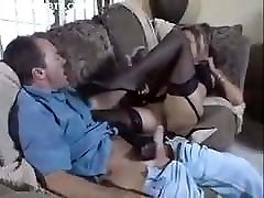 Nylon - Spears Foot Fetish with Anal