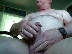 Chubby daddy thick cock