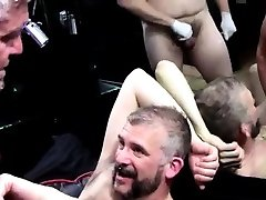 Dad xxx sex and porn gay boy These three are like pigs in